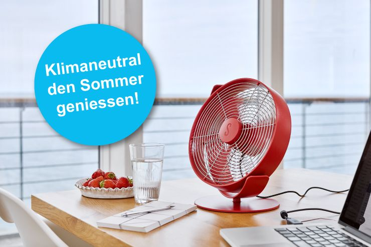 Klimaneutral Shoppen Ventilatoren