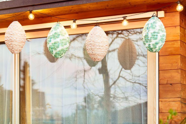 Solar Dekoration Sommerdeko