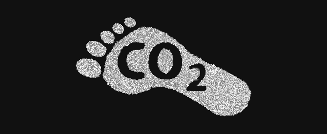 CO₂ compensated shopping