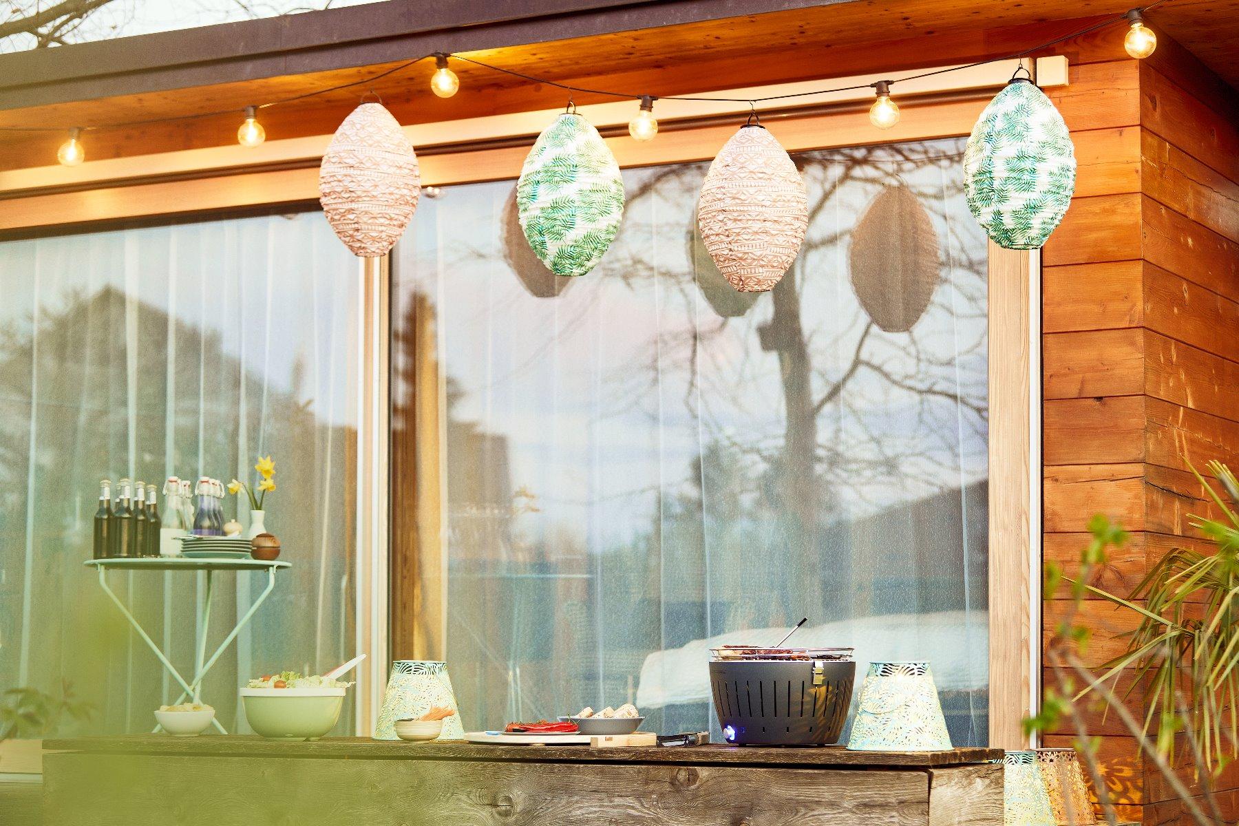 Ratgeber Garten Grillieren und Dekoration