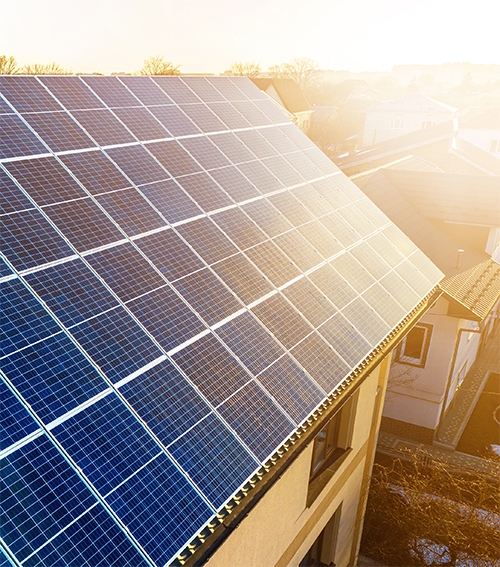 Solaranlage Sun2050