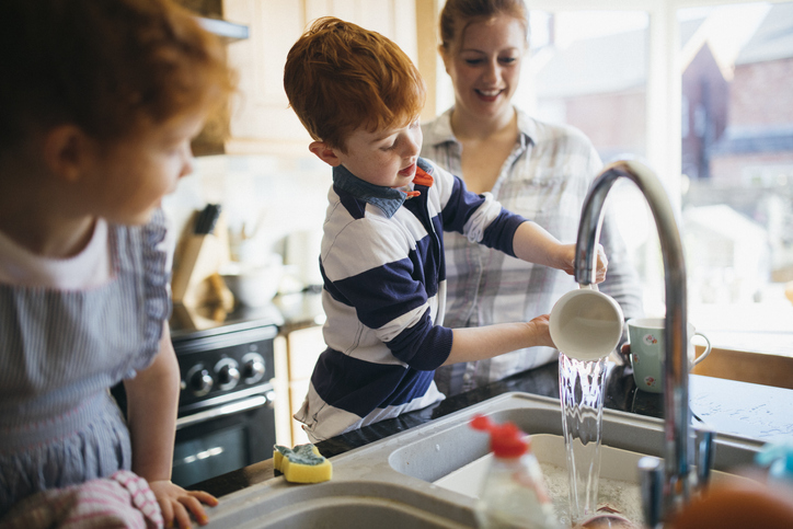 Ratgeber Wasser sparen