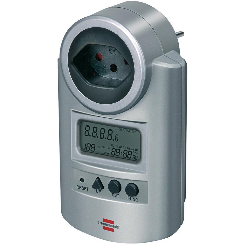 Brennenstuhl Energiekosten-Messgerät PM 231 E