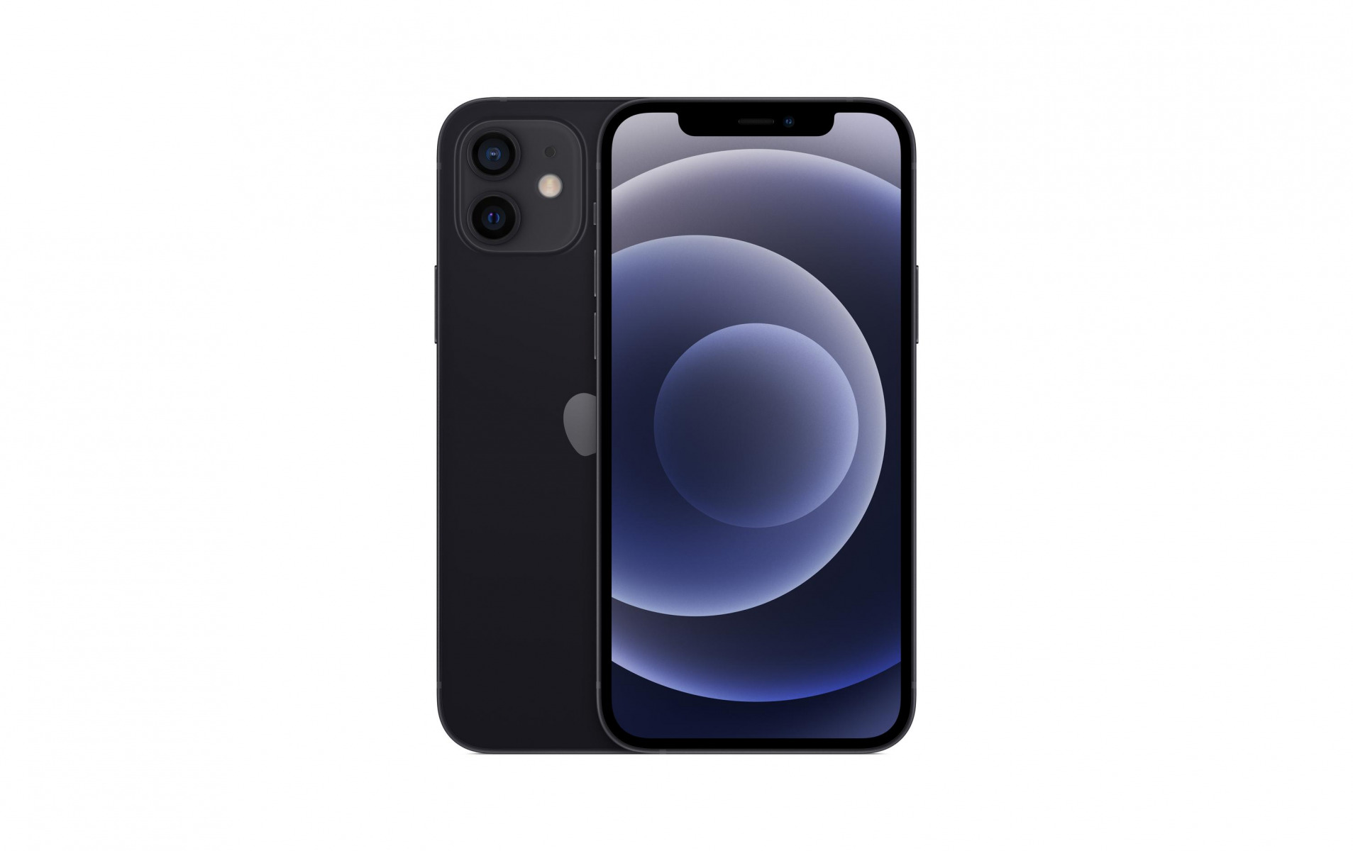 Image of Apple iPhone 12 64GB Schwarz