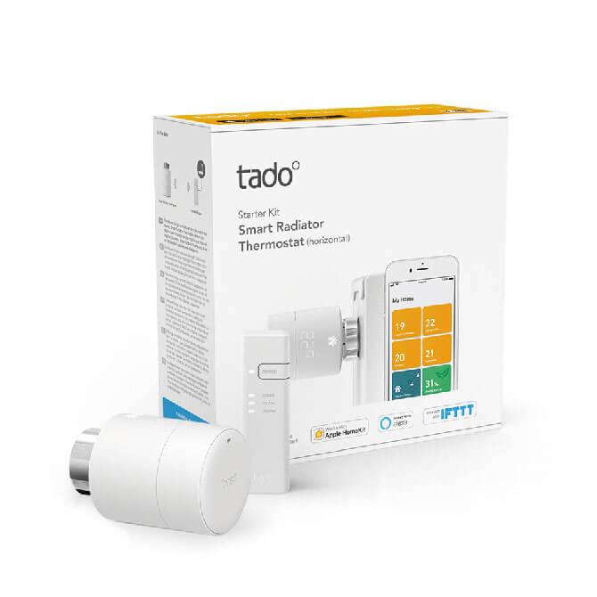 Smartes Heizkörper Thermostat Kit