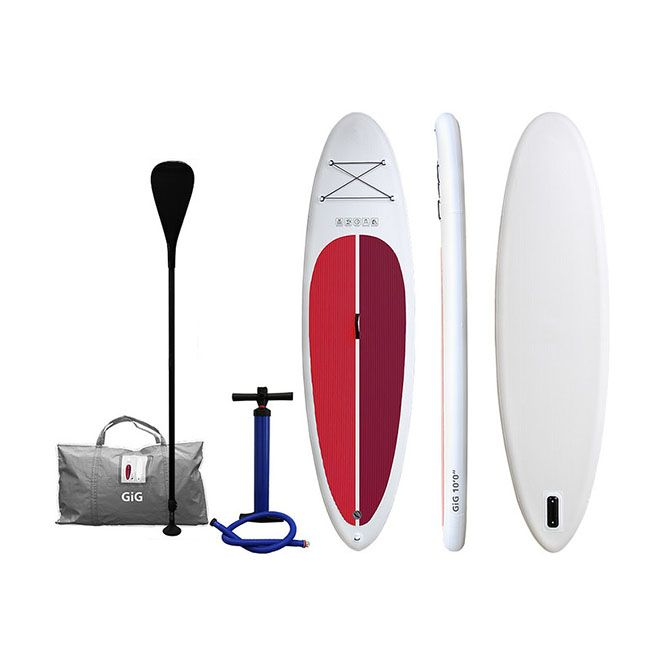 Image of Airboard SUP GiG lila 10'0''