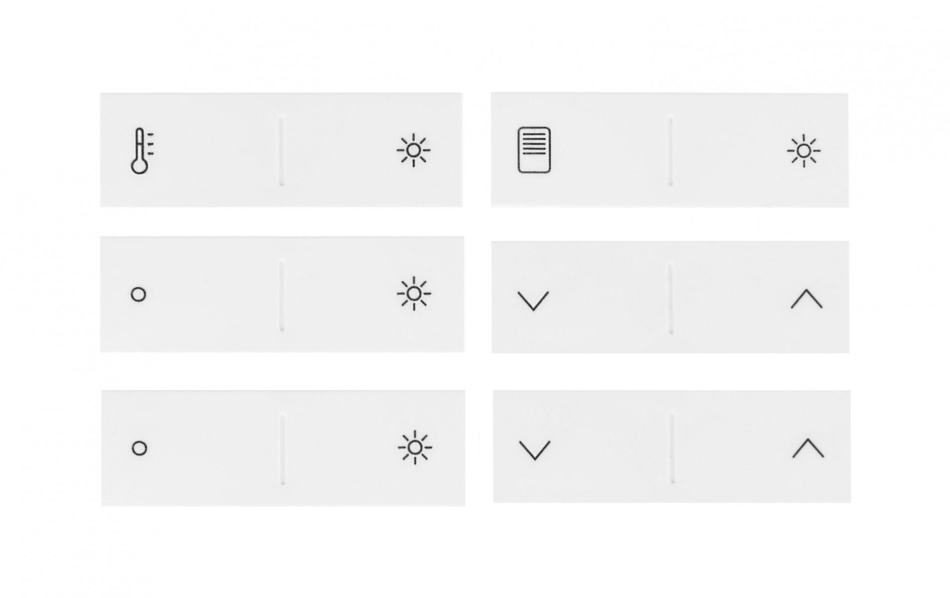 Image of dingz Ersatztasten buttons basic