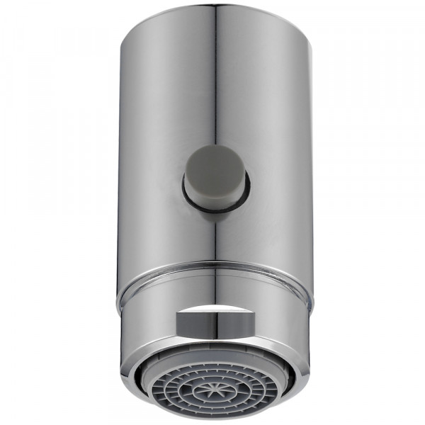 Aérateur avec bouton de commutation pour robinet, M22