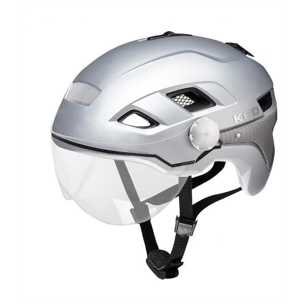 B-Vis X-Lite bike helmet