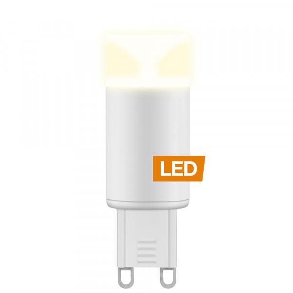 LEDON LED-Lampe Stiftsockel G9 3.5W nicht dimmbar an
