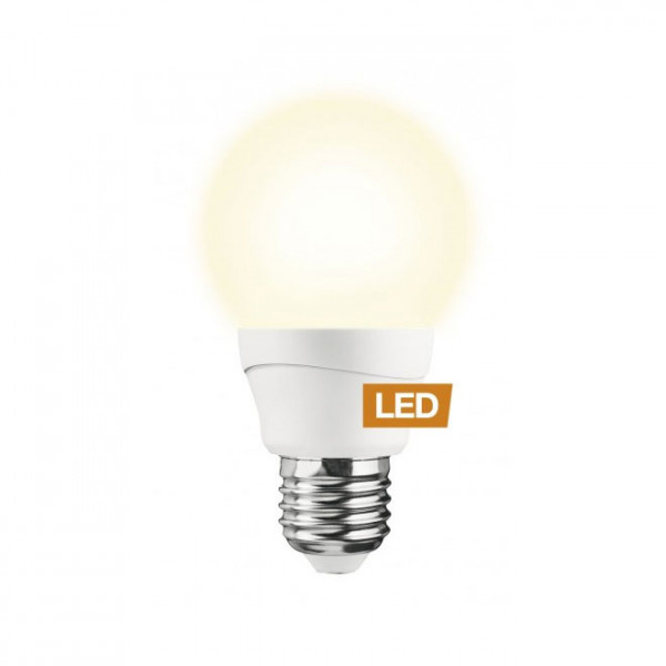 LEDON LED bulb, A60, 7W, E27, not dimmable