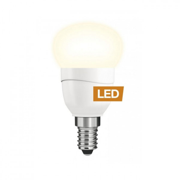 LEDON LED drops, P45, 5W, E14, not dimmable