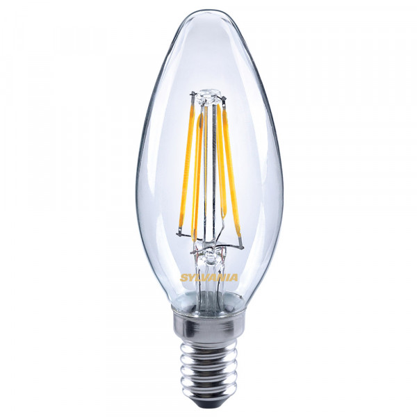 Sylvania LED Lamp ToLEDo Retro, Candle, 4W, E14