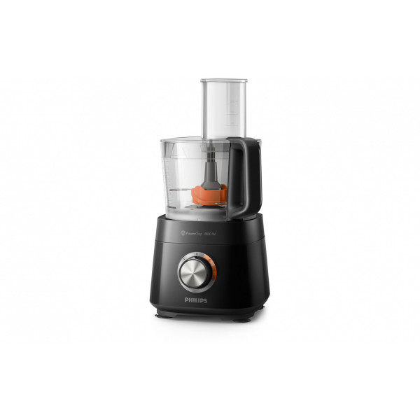 Philips Küchenmaschine Viva Collection HR7510/12 Schwarz
