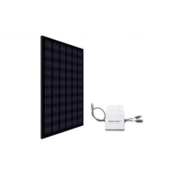 Solar-pac Système solaire Plug & Play 300 W Basic