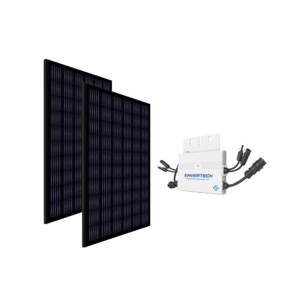 Solar-pac Système solaire Plug & Play 600 W Basic
