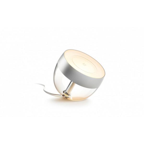 Philips Hue Tischleuchte Iris Limited Edition Silber, Bluetooth