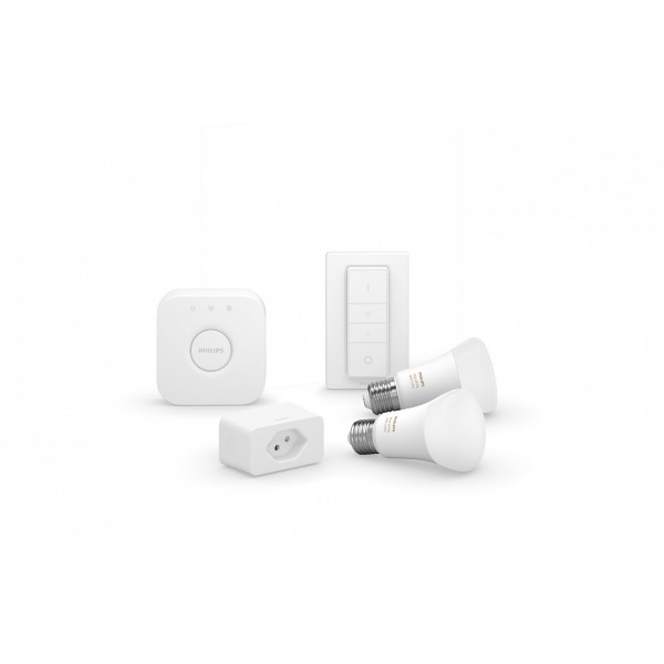 Philips Hue Starterset White & Color Ambiance, E27, Bluetooth