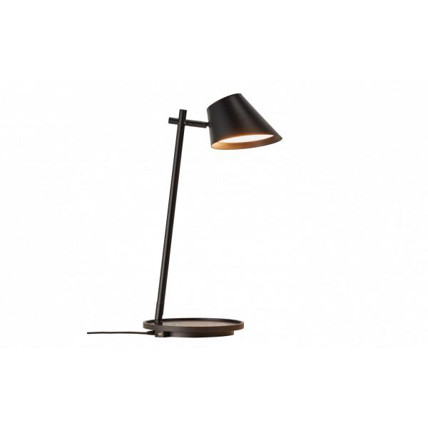 Nordlux DFTP Tischleuchte Stay LED, Schwarz