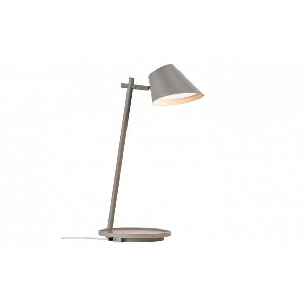 Lampe de table Nordlux DFTP Stay LED, gris