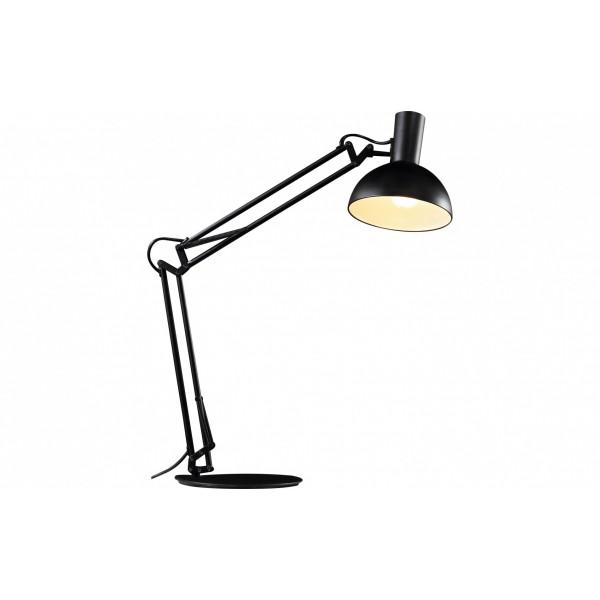 Nordlux DFTP Lampe de table Arki E27, noir