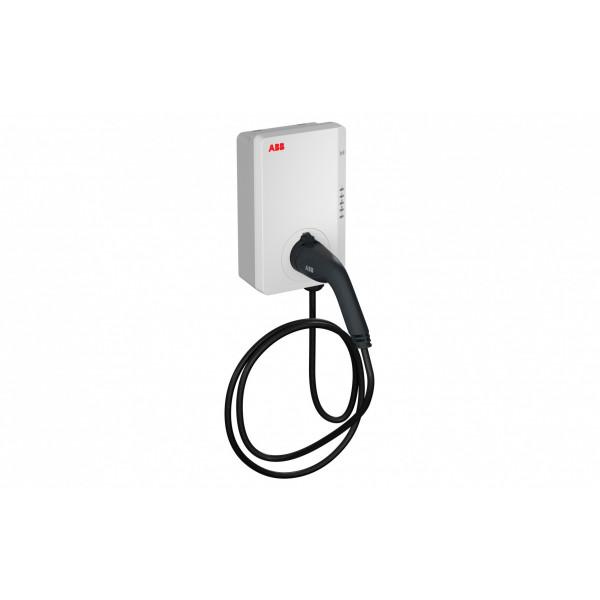 ABB Ladestation Terra AC 22 kW RFID, 4G Typ 2 Kabel