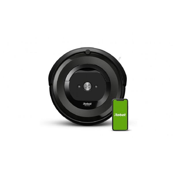 iRobot Saugroboter Roomba e5158 Charcoal