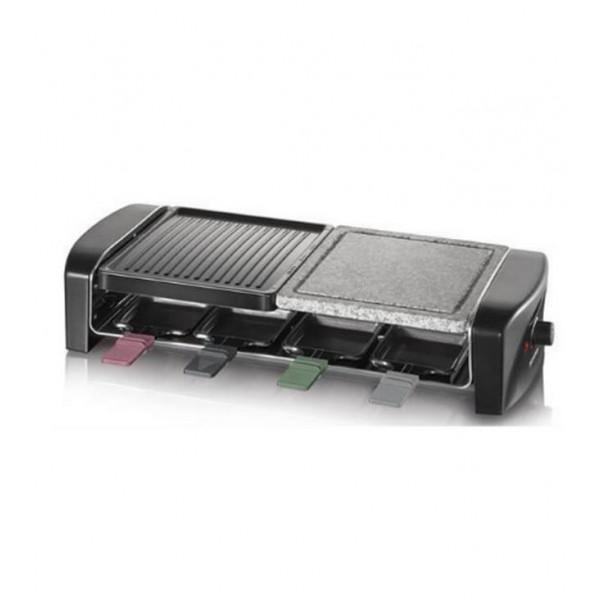 Severin Raclette-Grill RG9645 8 Personen