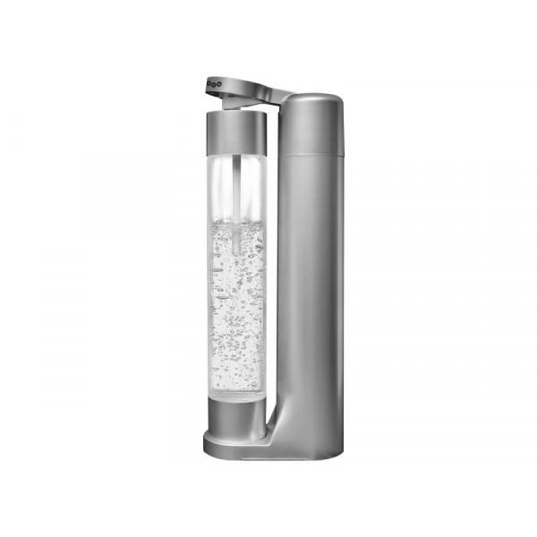 Sodanow Wassersprudler Alles-Sprudler Silber