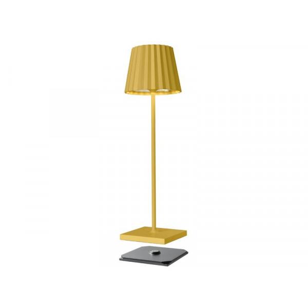 SOMPEX Tischleuchte Troll 3000 K, Gelb