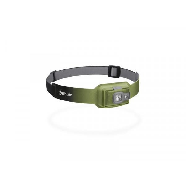 Lampe frontale BioLite 200 Green