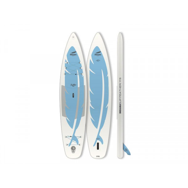 INDIANA SUP Board 11'6 Feather Inflatable