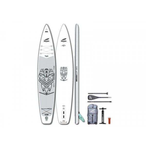 INDIANA SUP Board 14'0 Touring Pack Basic