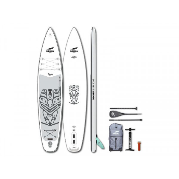 INDIANA SUP Board 12'6 Touring Pack Premium