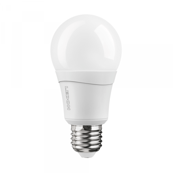 LEDON LED lamp: Bulb, A60, 10.5 W