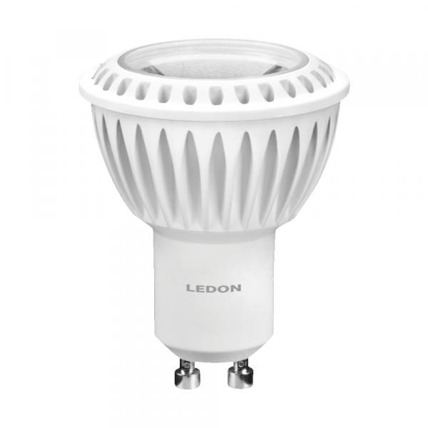 LEDON LED Lamp: Spot, GU10, 5W