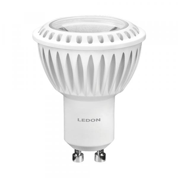 LEDON LED Lamp: Spot, GU10, 6W