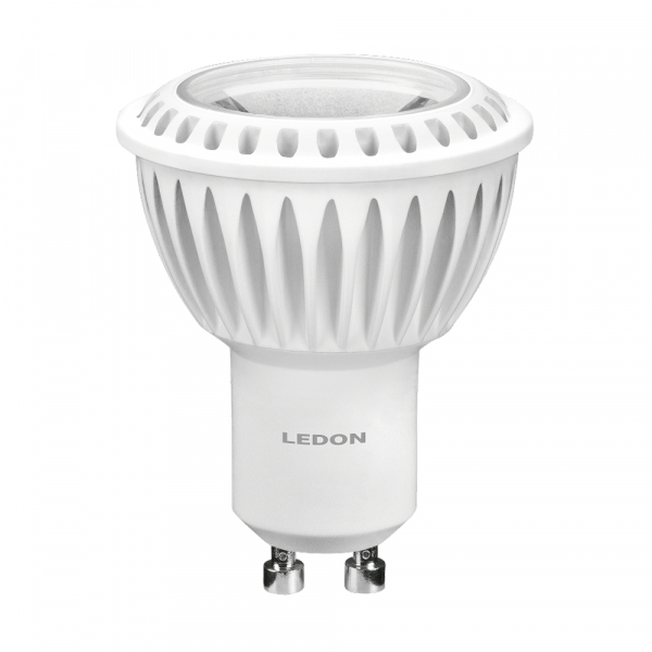 LEDON LED Lamp: Spot, GU10, 7W