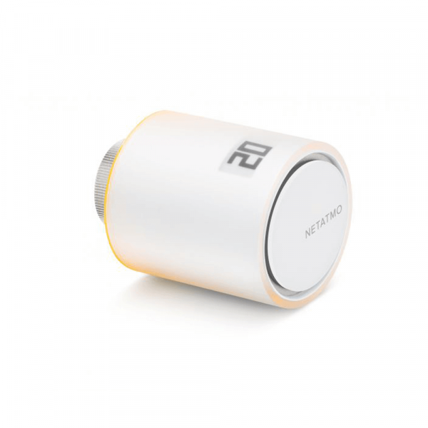 Netatmo Valve – additional smart thermostat for all radiators