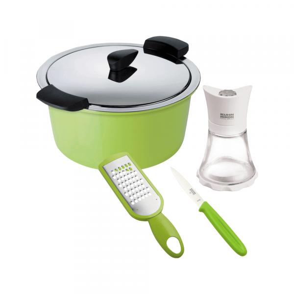 HOTPAN® 2l starter kit, green