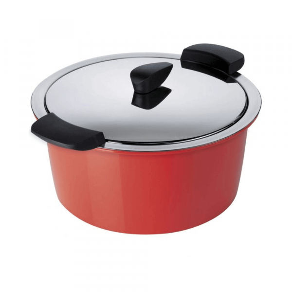 HOTPAN® 1 l serving casserole dish, red