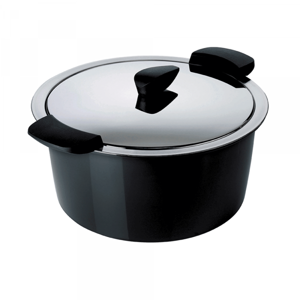 HOTPAN® 2 l serving casserole dish, black