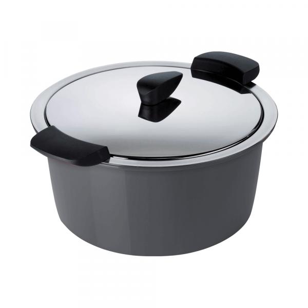 HOTPAN® 3l serving casserole dish, grey
