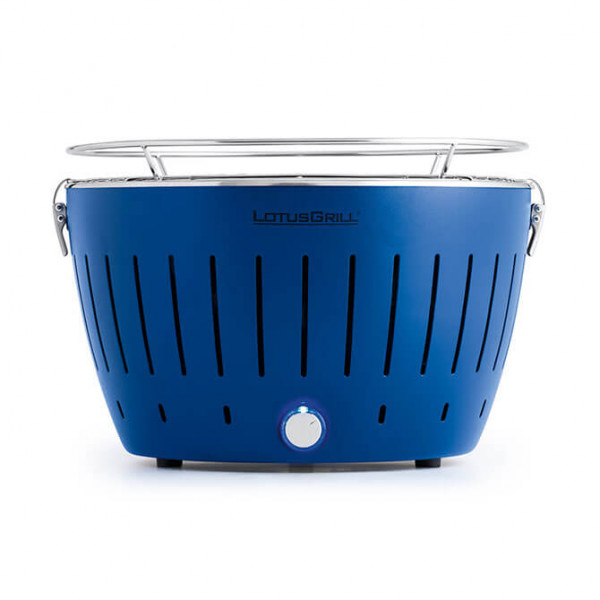 LotusGrill Original (32 cm), bleu