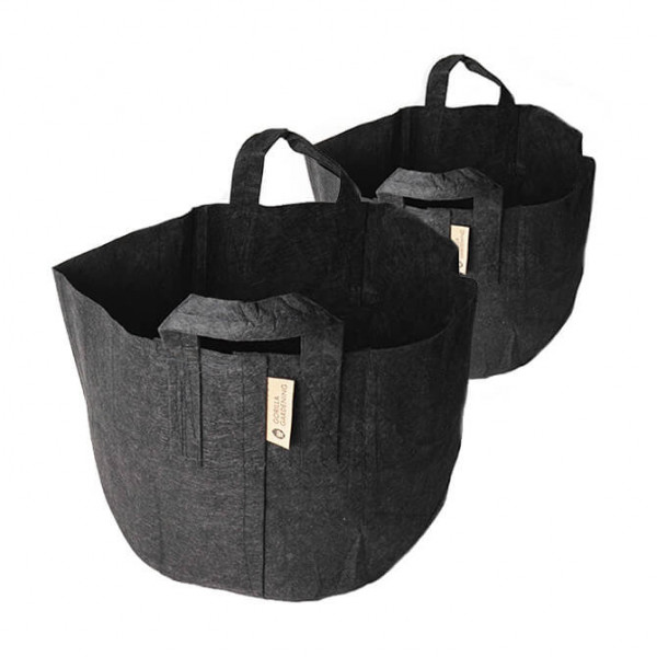 Set of 2 plant bags 39 litres