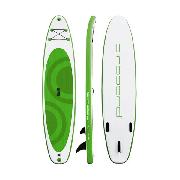 Stand up Airboard FUN Forest Green 11'0''