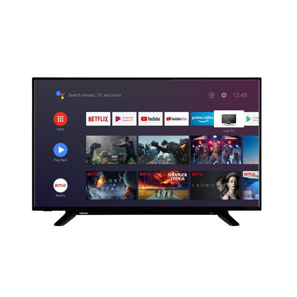 Télévision 43UA2063DG 4K UHD Android