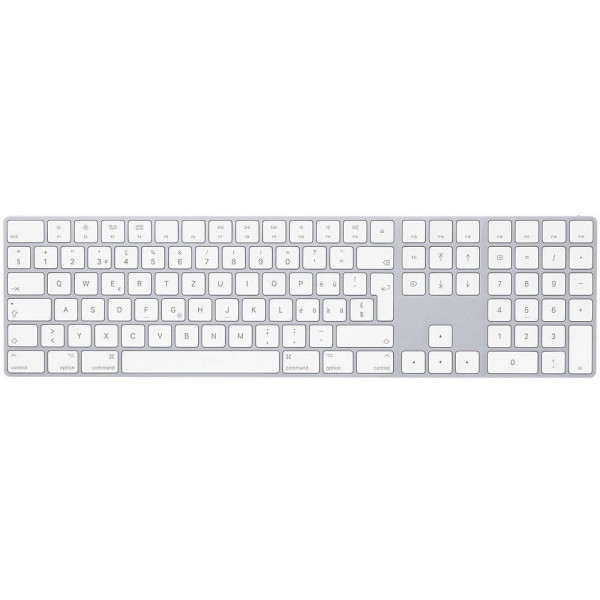 Apple Tastatur Magic mit Ziffernblock, CH-Layout