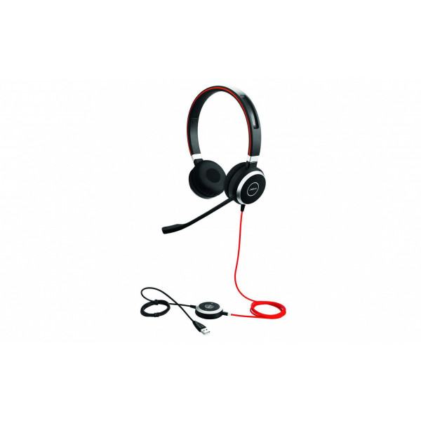 Jabra Headset Evolve 40 Duo UC