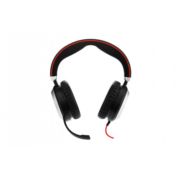 Jabra Headset Evolve 80 Duo MS